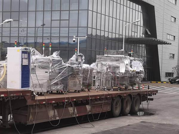 设备配件运输