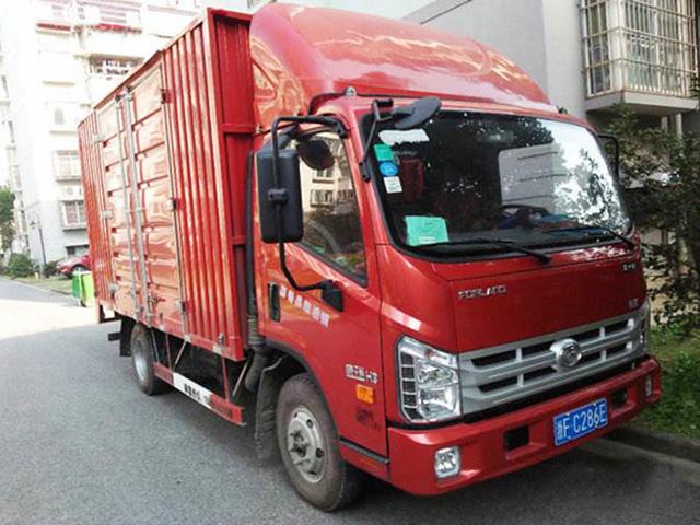 4.2米箱式回程车